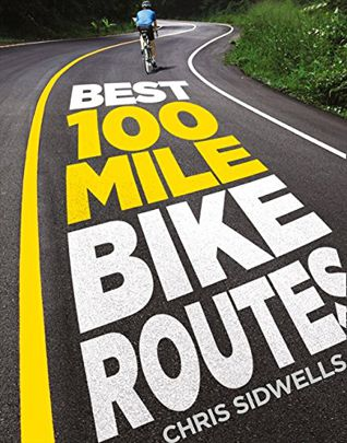 Image of 100 bike routes book cover