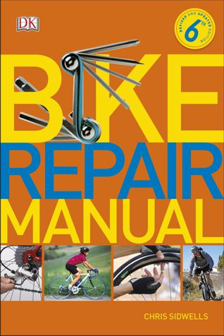 Image of Bike Repair Manual book cover