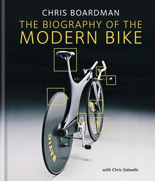 Image of The Biography of modern bike book cover
