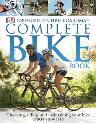 Image of The Complete bike book paperback cover