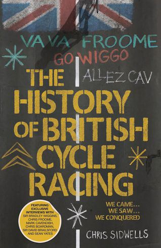 Image of History British Cycling book cover