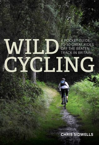 Image of Wild Cycling book cover